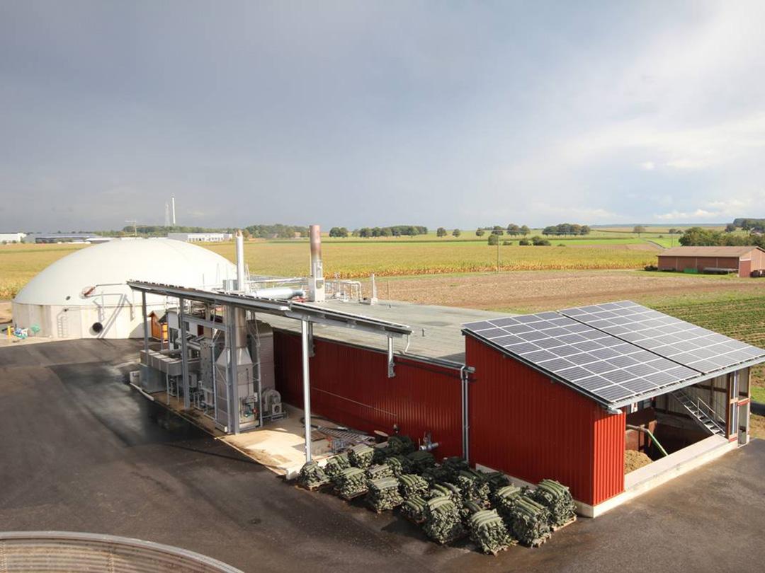 Bioenergy from Welleshof GmbH