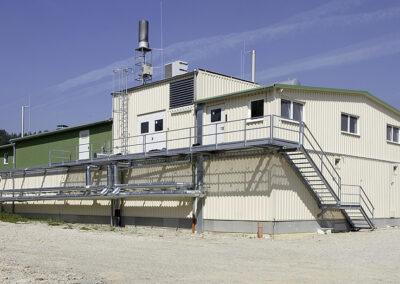 Biogasanlage Schweinspoint