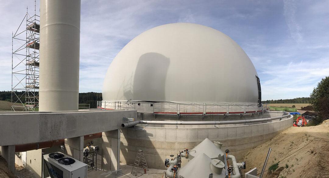 Högl biogas plant
