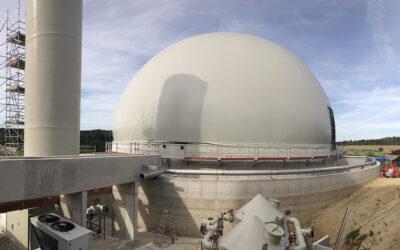 Biogasanlage Högl