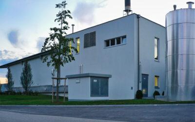 Humer biogas plant
