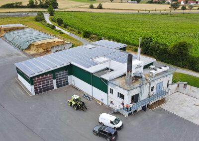 Biogasanlage Kürobi