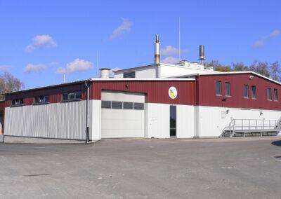 Biogas Plant Asum NawaRo AG