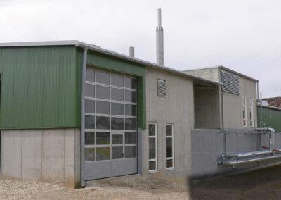 Biogasanlage Gut Siegenthan