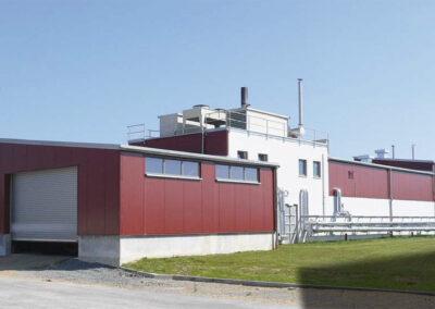 Biogasanlage BB Biogas (Guttenthau)