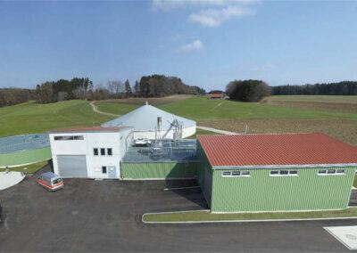 Biogasanlage Gräfing