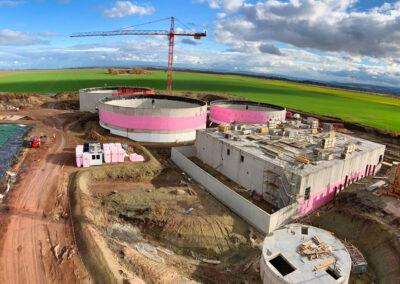 Biogasanlage Grabsleben
