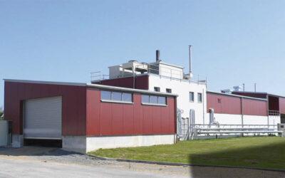 Biogas plant BB Biogas (Guttenthau)